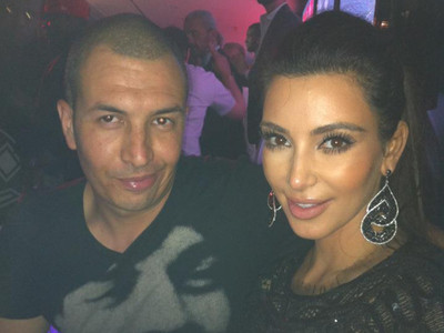 Dj Hedi Kim Kardashian